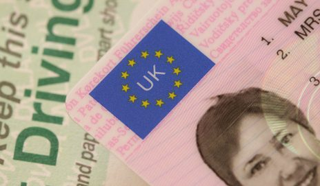 Renewing your driving licence photo at a DVLA-approved Post
