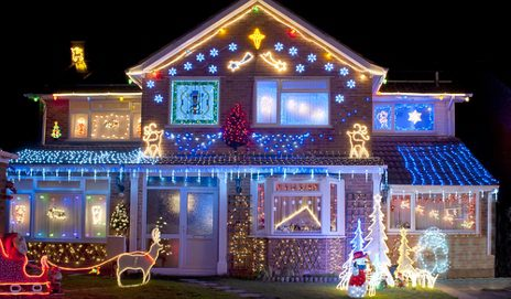 My Neighbour S Christmas Lights Are Driving Me Crazy Which
