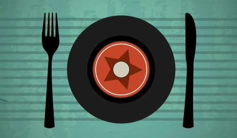 Food and record