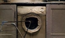 burnt tumble dryer