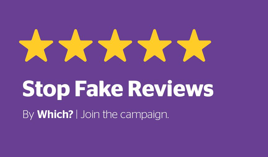 Why we've had enough of fake reviews